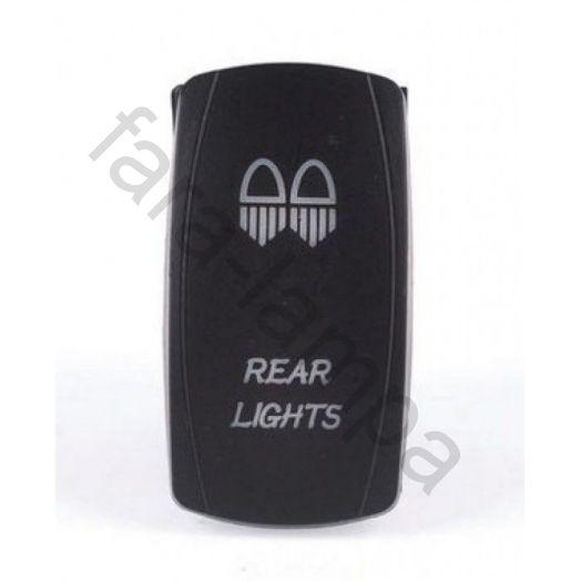 Кнопка переключения-включения фар ближнего света (Rear lights)