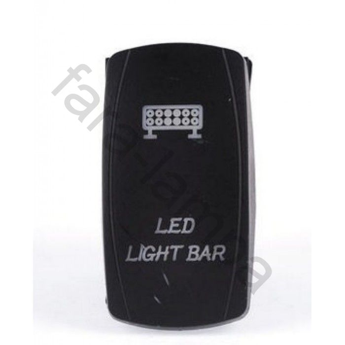 Кнопка (Led light bar)