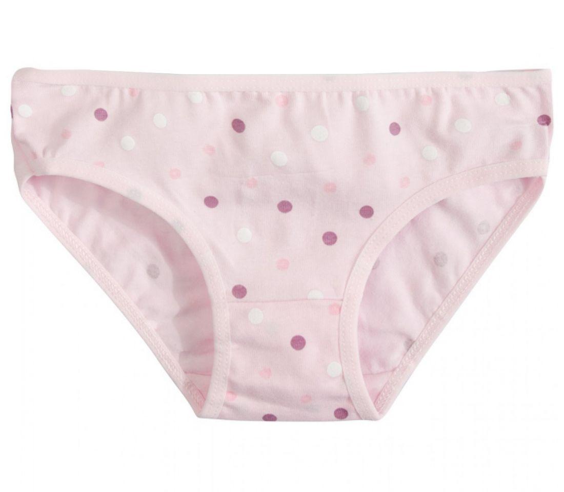 Трусы для девочки розовые