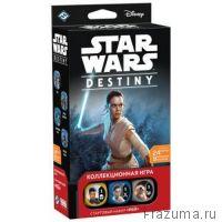 """Star Wars: Destiny. Стартовый набор """"Рэй"""""""
