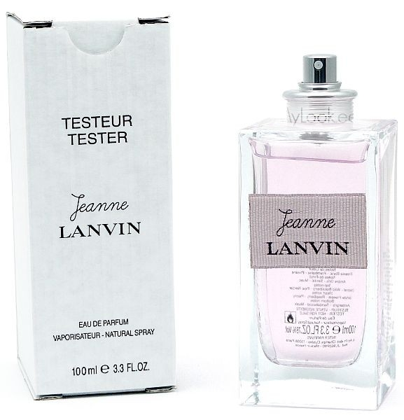 Lanvin Туалетная вода Jeanne Lanvin тестер (Ж), 100 ml