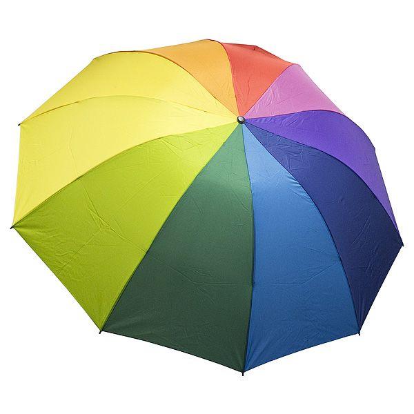 Зонт Радуга Складной
