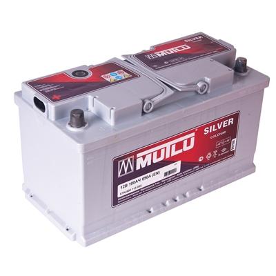 Автомобильный аккумулятор АКБ MUTLU (Мутлу) L5.100.083.B SMF 60045 100Ач П.П.