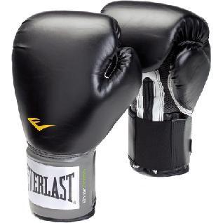 Перчатки тренировочные Everlast PU Pro Style Anti-MB