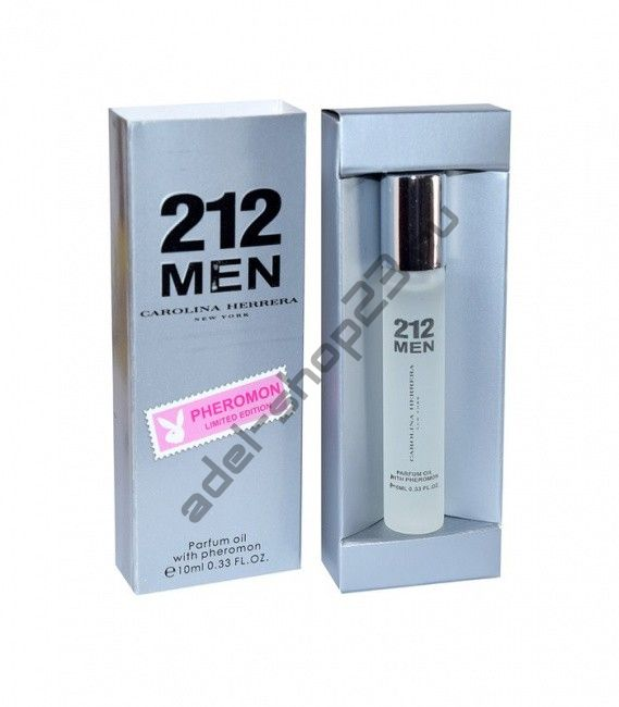 Carolina Herrera - 212 Men, 10 ml