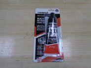 Герметик силиконовый высокотемпературный для стекол плит 60гр  S063A