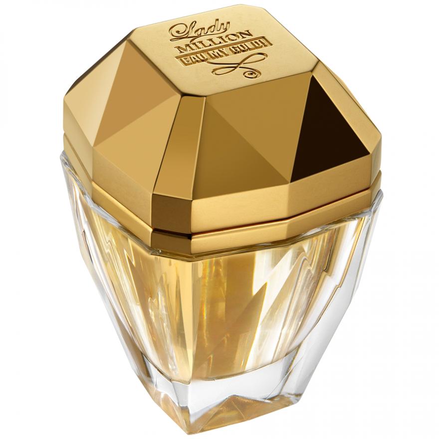 Paco Rabanne Туалетная вода Lady Million Eau My Gold! тестер (Ж), 80 ml