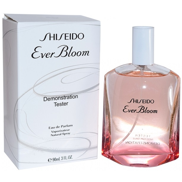 Shiseido Парфюмерная вода Ever Bloom тестер (Ж), 100 ml