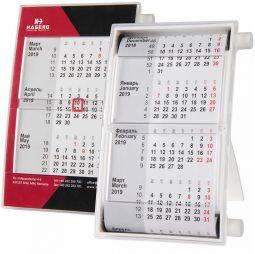 настольные календари под вставку