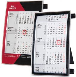 настольные календари на 2 года под вставку