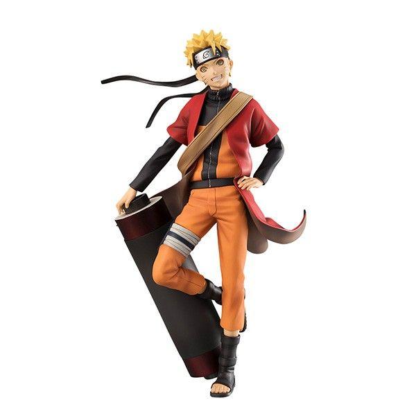 Фигурка Naruto Shippuden - Узумаки Наруто Uzumaki Naruto Sennin Mode