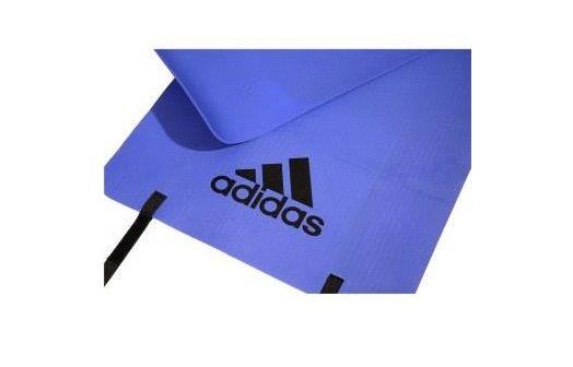 Тренировочный коврик (мат) для фитнеса (лиловый) Арт. ADMT-12234PL