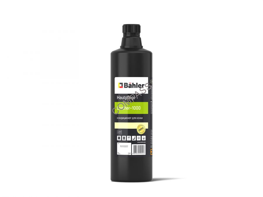 Кондиционер для кожи (спрей) Hautpflege Leather LS-1000 BAHLER