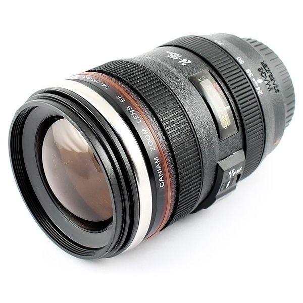 Термостакан в виде объектива от фотоаппарата 5 с коричневой линзой
