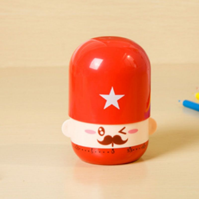 Кухонный таймер Kitchen Guard Timer (Цвет: Красный)
