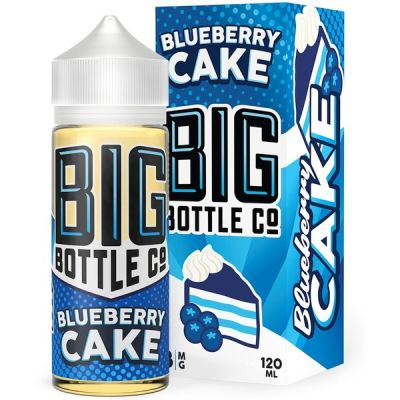 Big Bottle Blueberry Cake