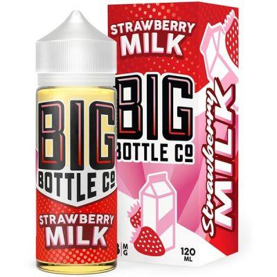 Big Bottle Strawberry Milk