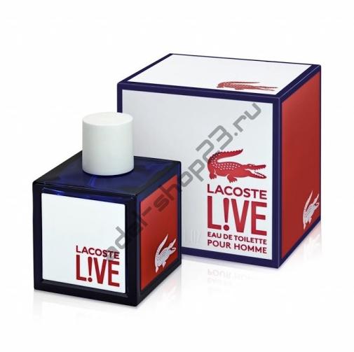 Lacoste - Live, 100 ml