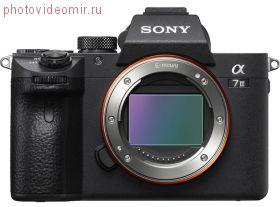 Цифровой фотоаппарат SONY Alpha A7 MIII body Black