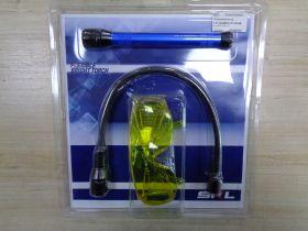 Течеискатель ультрафиолетовый ACL134UN (очки+фонарь)
