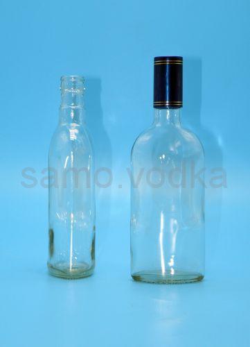 Бутылка Гуала Фляжка 0,5 л