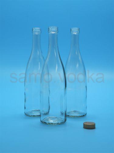 Бутылка 0,5 л Амбарная