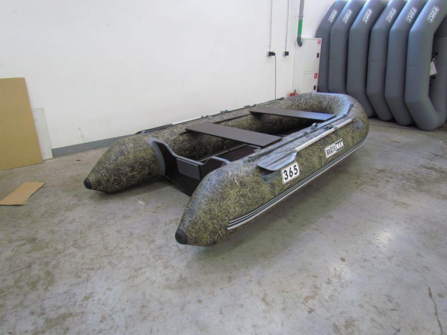 Лодка ПВХ Boatsman BT365SK +подарки!