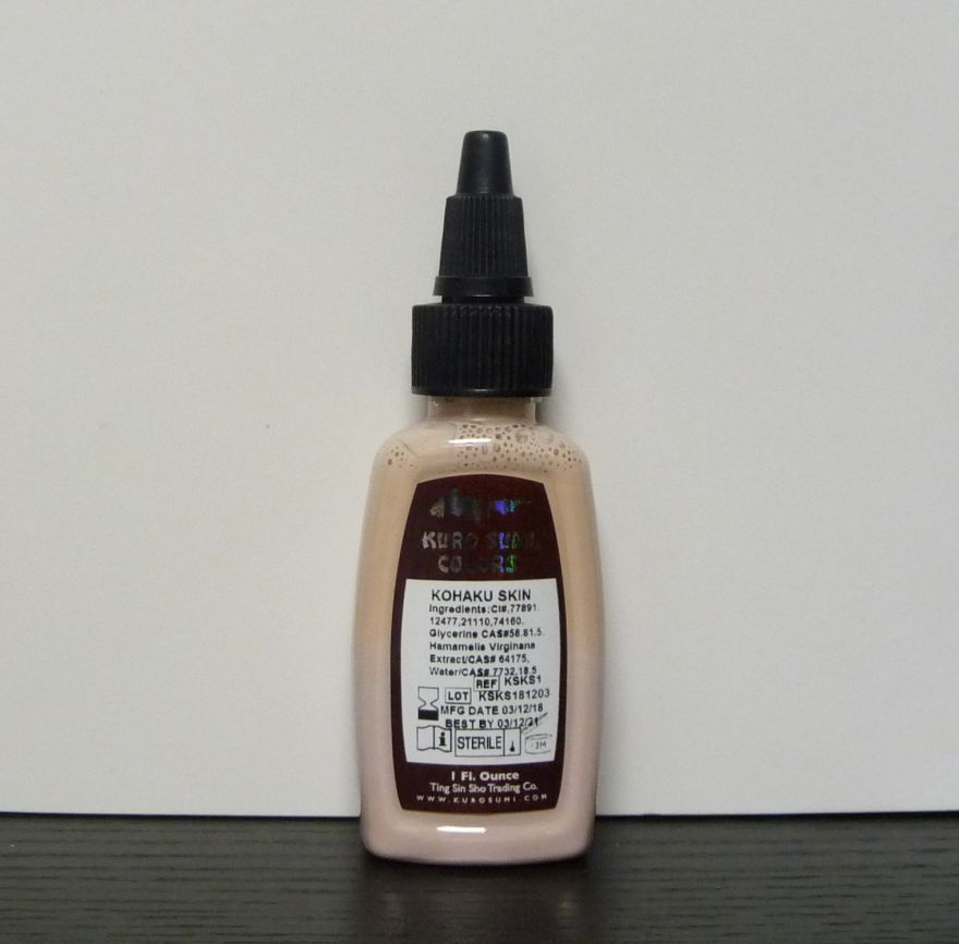 SALE Kuro Sumi Kohaku Skin Tone 15ml - 26.01.2020