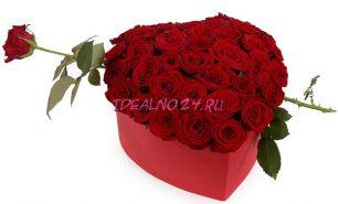 Стрела Амура 44 розы
