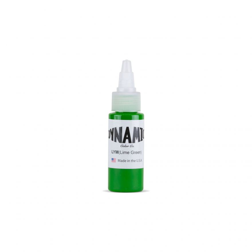 Dynamic Lyme Green