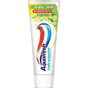 Зубная паста Aquafresh lime