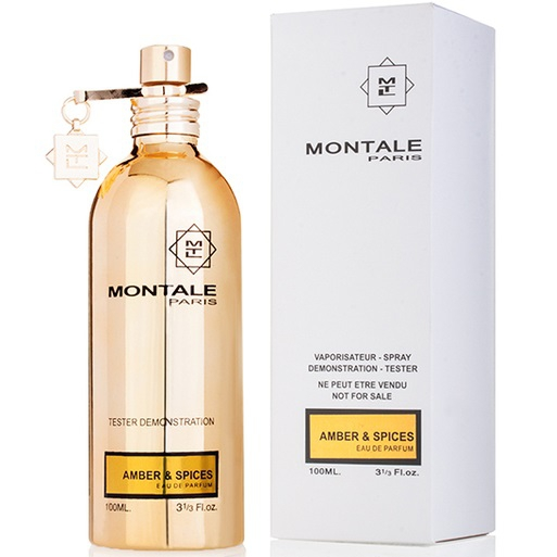 Montale Парфюмерная вода Amber and Spices Man тестер, 100 ml