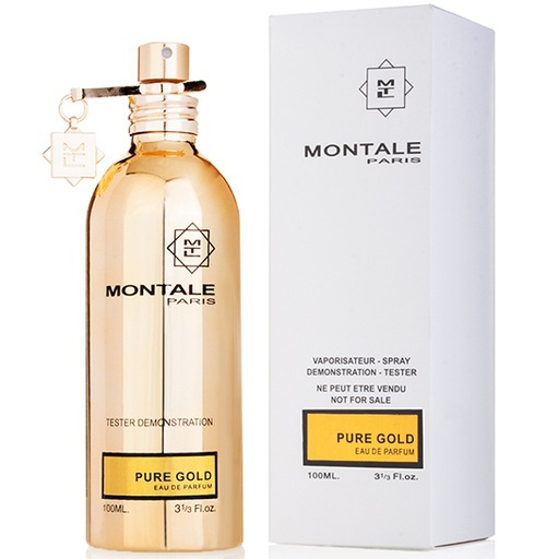 Montale Парфюмерная вода Pure Gold Man тестер, 100 ml