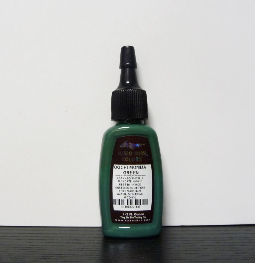 SALE Kuro Sumi Oochi Momma Green 15ml