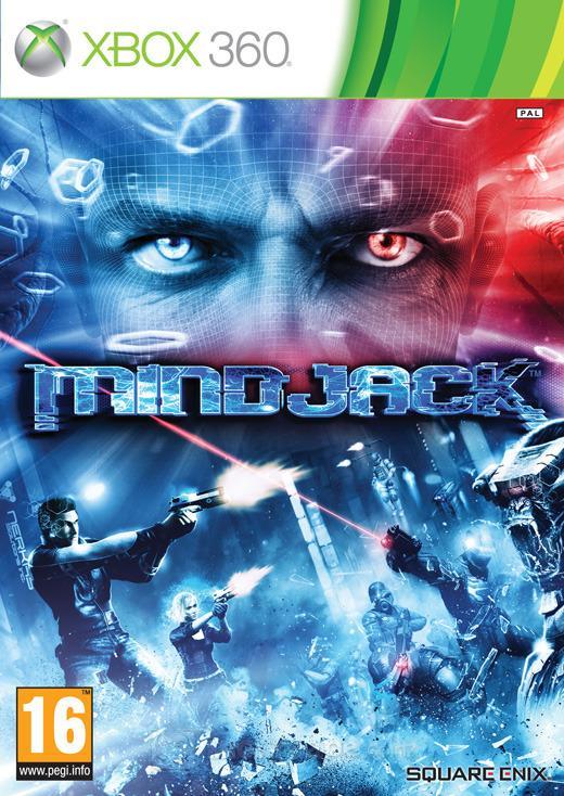 Игра Mindjack (Xbox 360)