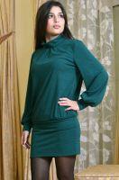 "Платье ""Хамур"" зеленое"