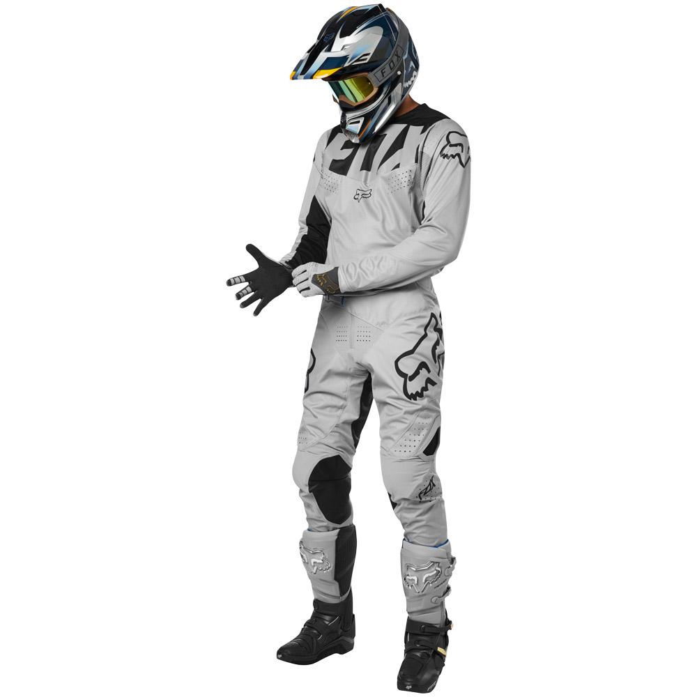Fox - 2019 360 Kila Grey комплект джерси и штаны, серый