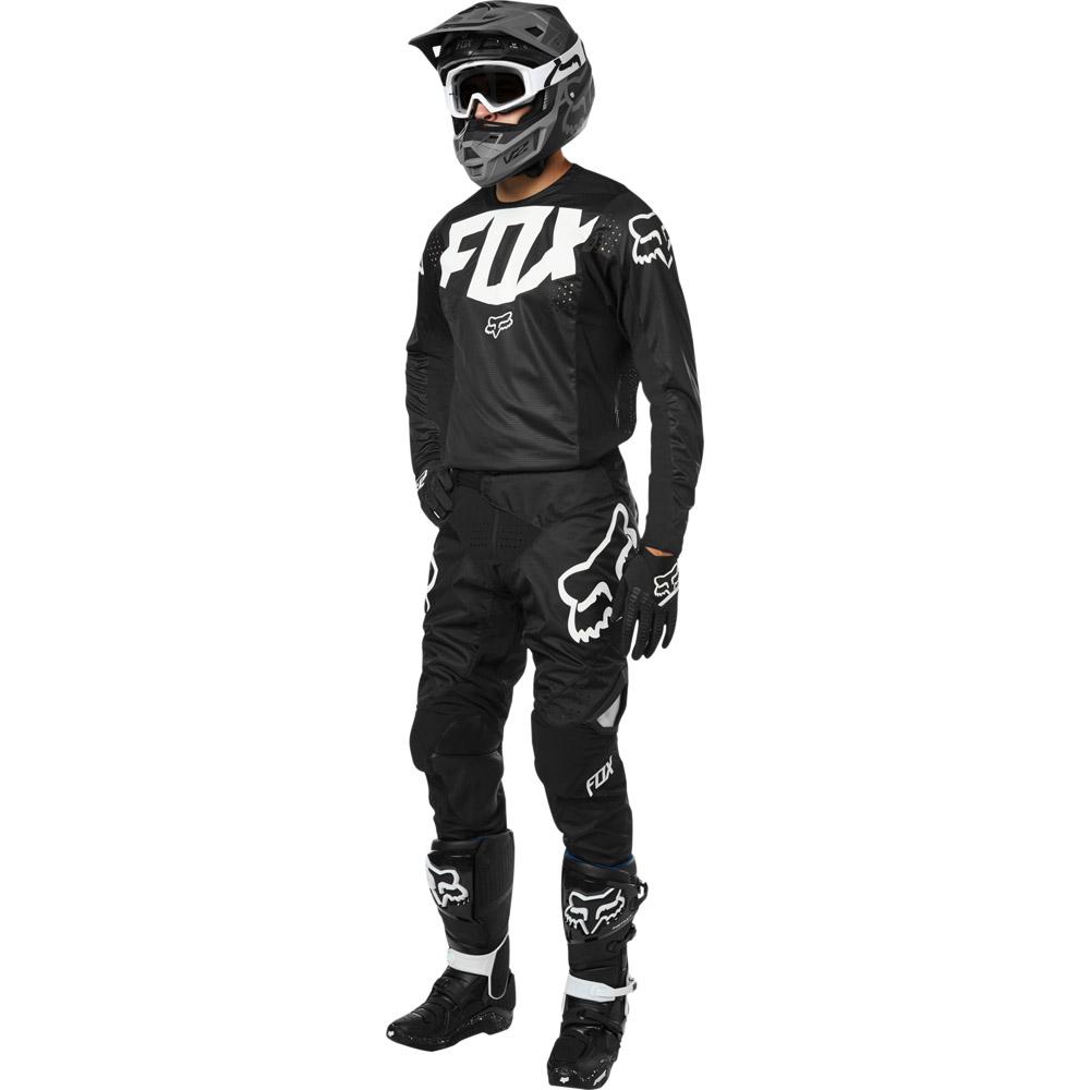 Fox - 2019 360 Kila Black комплект джерси и штаны, черный
