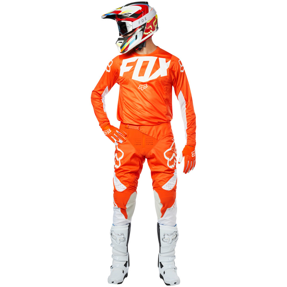 Fox - 2019 360 Kila Orange комплект джерси и штаны, оранжевый