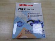 Пылесборник-мешок PAN 01 (4) ЭКСТРА (Filtero)