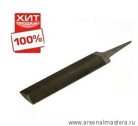 Напильник для заточки японских пил с некаленным зубом ромбический без рукояти Di 712813 М00010572