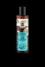 Organic coconut Бальзам для волос натуральный, 280 мл.