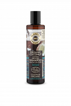 Organic coconut Шампунь для волос органический, 280 мл.