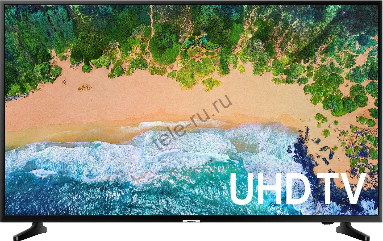 Телевизор Samsung UE65NU6025