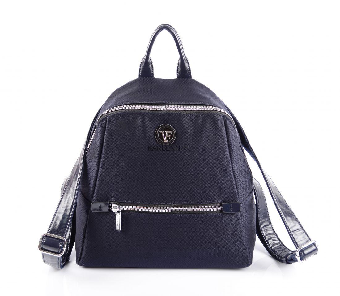 Рюкзак женский Velina Fabbiano (синий)
