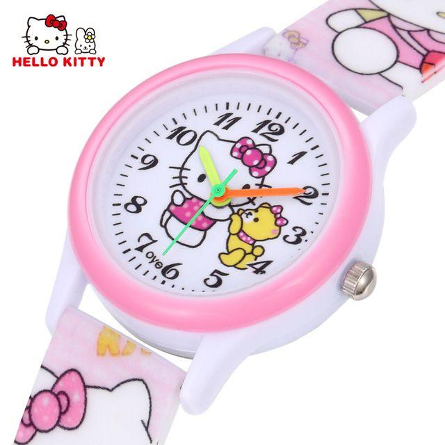 Наручные часы HELLO KITTY для девочки