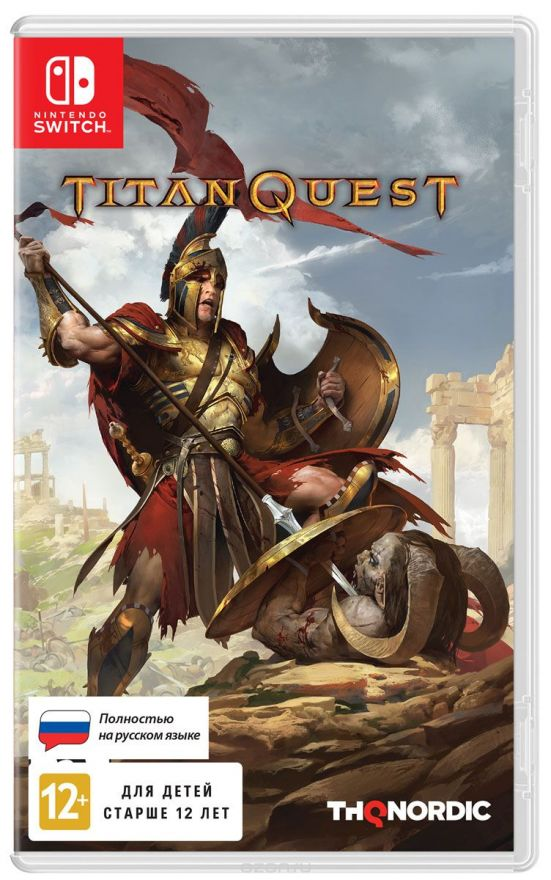 Игра Titan Quest (Nintendo Switch)