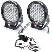 Комплект светодиодных фар с проводкой KP-FGB-185W SPOT дальний свет