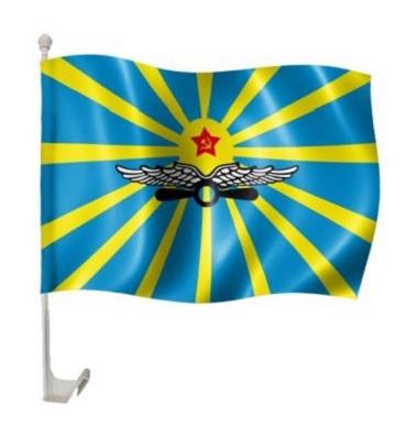 Флаг на машину ВВС СССР