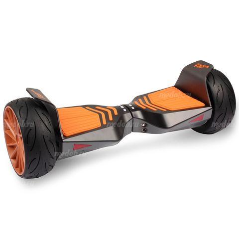 Гироскутер Hoverbot B-11 PREMIUM Черно-Оранжевый